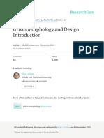 Urban Morphology.pdf