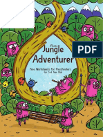 3 4 Jungle Adventurer Free Worksheets