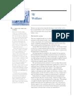 Welfare chapter 18