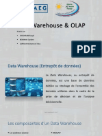 Data Warehouse & OLAP