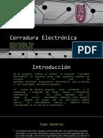 Cerradura-Electrónica.pptx