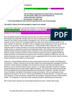 PARCC Literary Analysis and Research Simulation PRC Essays Freshman Level (5)