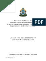 Ejemplo de Curriculum de Educacion Primaria