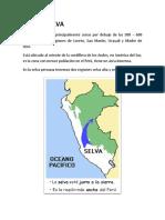Paper de La Region Selva