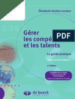 competences et talents