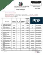 SNCC F036 Equipos Oferente Licitacion