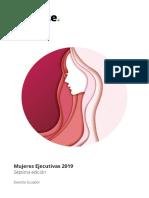 Estudio Mujeres 2019