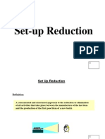 Setup Reduction 7 Quality Tools Statistical Process Control