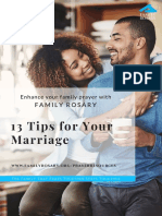 13 tips for your marriage