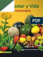 Bienestar y Vida Frutoterapia Vista Preliminar Del Libro