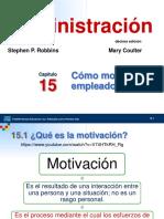 Tema 13 Motivación Julio 2018