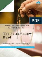 the extra rosary bead