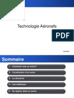 TECHNOLOGIE AÉRONEFS