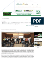 FAMATO _ Entidades Do Agro e Judiciário...Estudos Jurídicos e Multidisciplinares