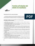 Estado de Resultados (Cuentas y Presentacion)