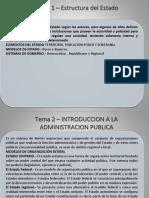 Diapositivas Administracion Publica