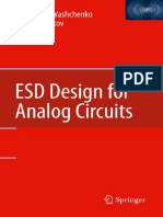 Vladislav A. Vashchenko, Andrei Shibkov (auth.) - ESD Design for Analog Circuits-Springer US (2010).pdf