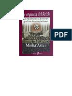 ASTER, Misha -La Orquesta Del Reich (Edhasa).docx
