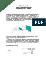 Informe 2 Fisica 4