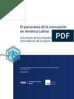 El Panorama de La Innovación en América Latina