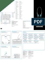 Alienware m14x r2 Setup Guide en Us