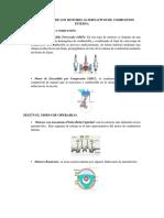 Clasificacion de Los Motores Alternativos de Combustion Interna