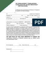 Formato de Inscripcion Sinttragea 4