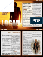 Chefe de Fase - Logan (TRPG-3D&T-M&M)