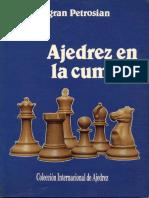 Petrosian Tigran - Ajedrez en la cumbre, 1989-OCR, 190p.pdf
