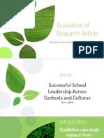 ecc 511  research in methods in education