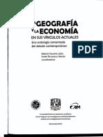 VV.aa. - La Geografía y La Economía en Sus Vínculos Actuales