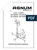 Torres de iluminación magnus