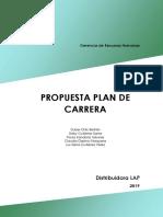 Propuesta Plan de Carrera-Actividad