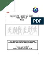 3_peraturan Pertandingan Merentas Desa 2018