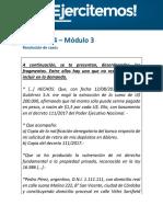 API 3 Procesal 4