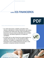 RATIO FINANCIEROS