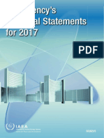 IAEA 2017 Financial Report