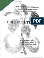 Fruticultura - UNCA 2002
