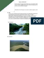 aguas Continentales