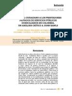 Articulo La Razón Histórica