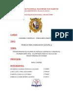 Monografia de Variable - Castro
