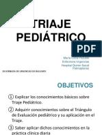 triaje pediatrico