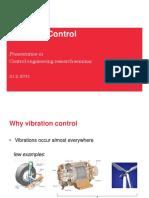 Vibration Control