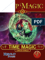Deep Magic 16 Time Magic