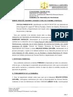 Demanda de Tercería-nelson Rivera Quicaña