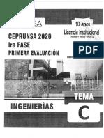 Ingenierias 1ex Cpu 2020 i Fase