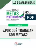 Cuadernillo de Aprendizaje_1_ Por Qué Trabajar Con Metas.pdf