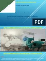 AT 4 - Sala de Recuperação pós-anestésica (slide de 2018).pptx