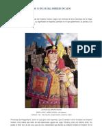 Incas del Tahuantinsuyo