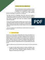 1. Manual de Buenas Prácticas Ambientales